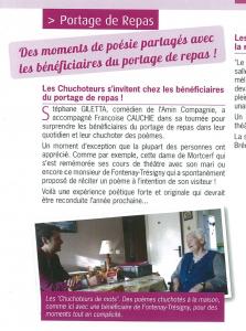 Chuchoteurs de mots - MAG Val Bréon